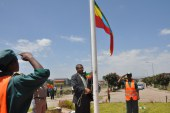 AASTU celebrates the 9th National Flag Day