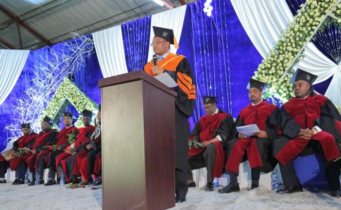 2017 Graduates of AASTU, CONGRATULATIONS!