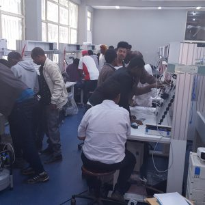 College of Electrical & Mechanical Engineering – Addis Ababa