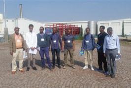 An Industrial visit Program