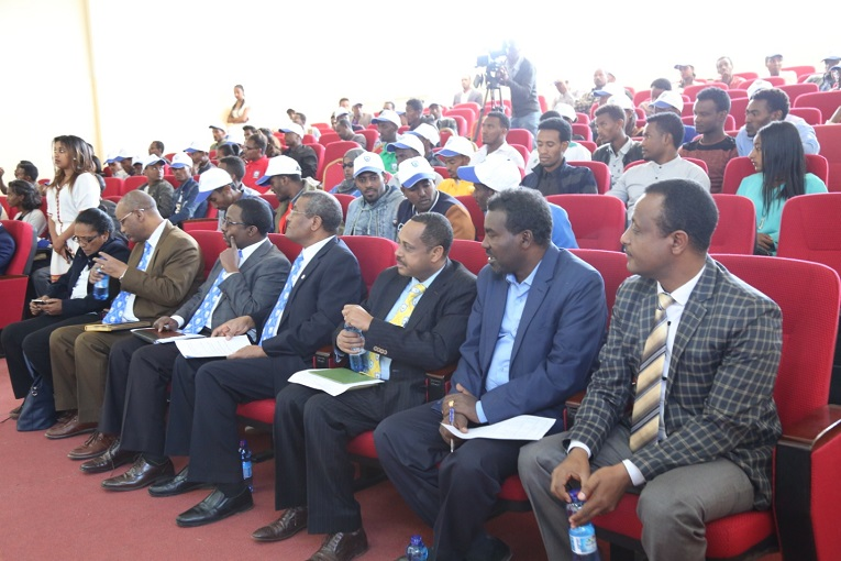 AASTU Hosts the 32th Regular Conference of Ethiopian Higher Education Student Union Council