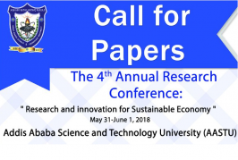 Call for annual conference