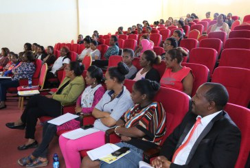 A Workshop on A History of Ethiopian Women has been given to AASTU women Staff