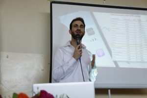 """Public Lecture on """"Innovation Lab: The case of Israel""""   Addis Ababa"""
