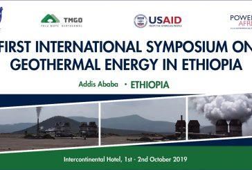 International Symposium on Geothermal Energy in Ethiopia
