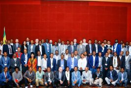 International Symposium on Geothermal Energy in Ethiopia